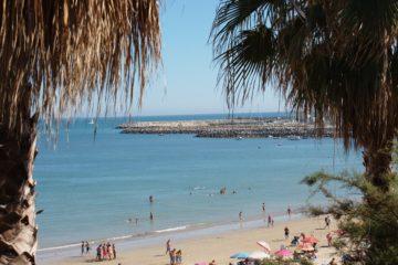 Кадис Андалусия Пляжи Испании